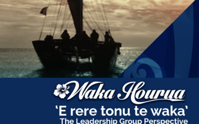 E rere tonu te waka: Insights from the first journey of Waka Hourua